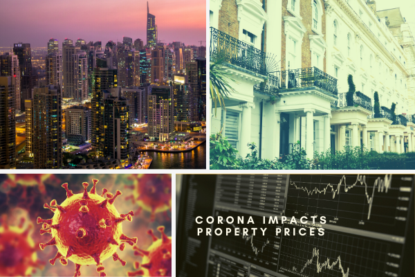 Global Property Markets are Having a Wobble, and it's COVID-19's Fault