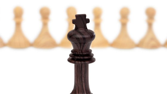 What will the King's next move be?