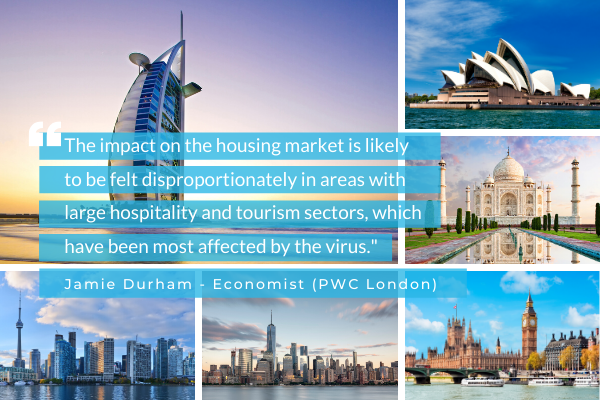 Global housing markets ensnared by pandemic's high unemployment: Reuters poll