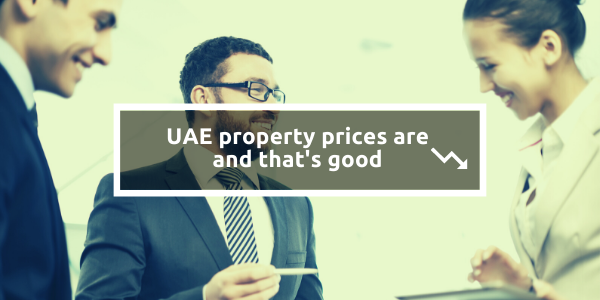 This Single Chart Will Have UAE Estate Agents Smiling From Ear To Ear