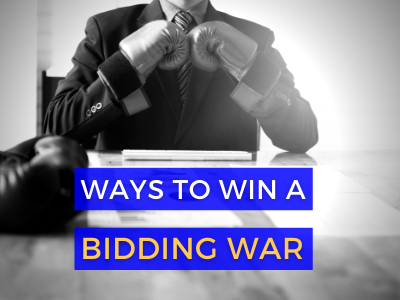 Let the Bidding Wars begin