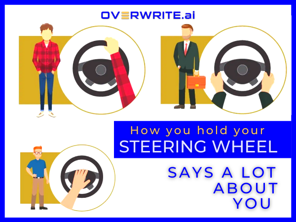 What does your steering wheel style say                 about you?