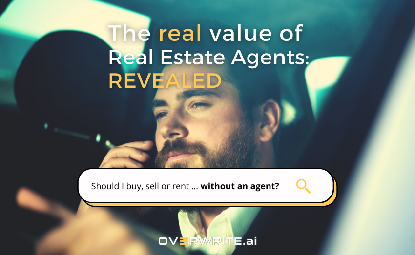 Do we really need Estate Agents?
