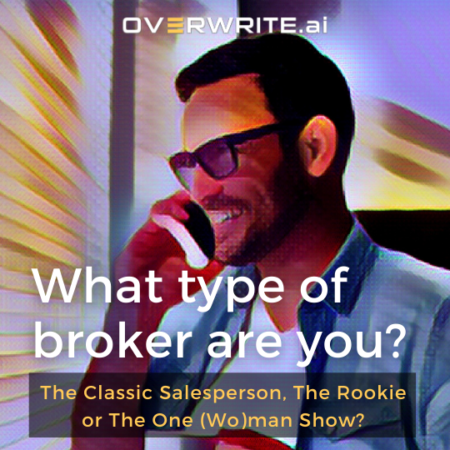 What type of Real Estate Broker are you?