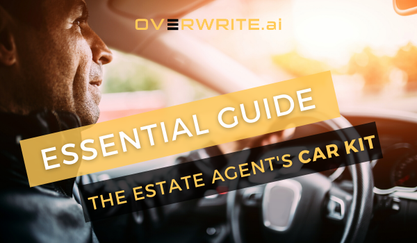 The things every agent NEEDS in their car