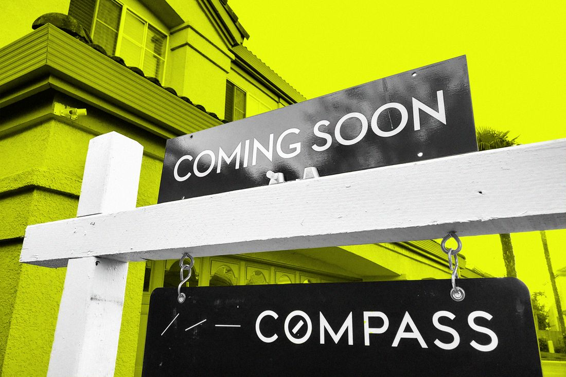 Is Compass Basically Just Like Every Other Real-Estate Brokerage? Except with a nicer logo and an over-leveraged IPO.
