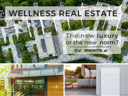 Wellness trend sweeps through property market