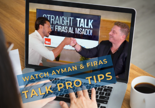 Fireside Chats PRO-TIPS